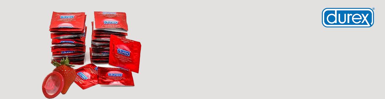 Pachete promoționale - Durex Select