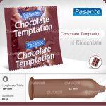 prezervativ pasante chocolate temptation