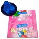 prezervativ pasante bubblegum albastru